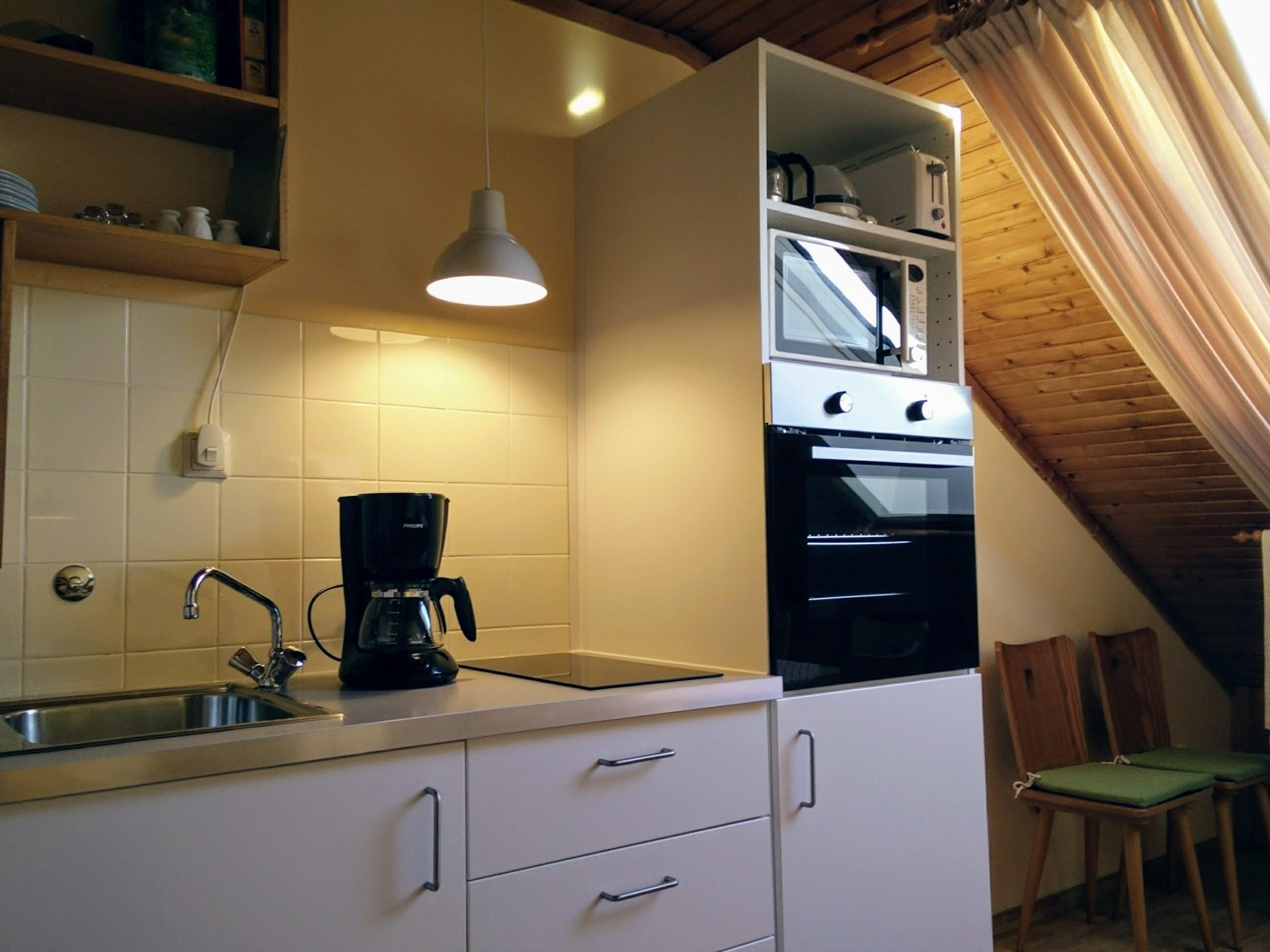 Speiseraum / Küche: Voll ausgestattet